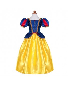 Robe Blanche Neige 5-6  ans
