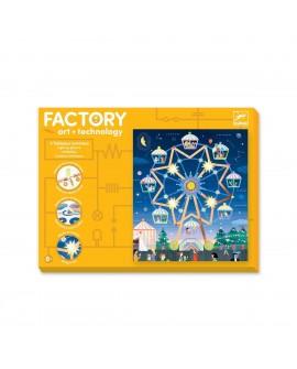Factory : La haut
