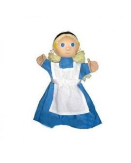 Marionnette Alice