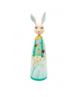 Lampe tete en l'air Mr lapin
