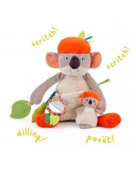 Koala Koco d'activités- dans la jungle