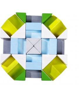 jeu d'assemblage 3D mosaique Nordic
