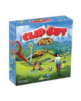 CLIP CUT PARCS – Le jeu de ciseaux