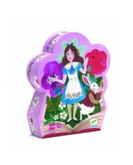 Alice aux pays des merveilles 50p