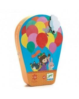 La montgolfiere - 16 pcs