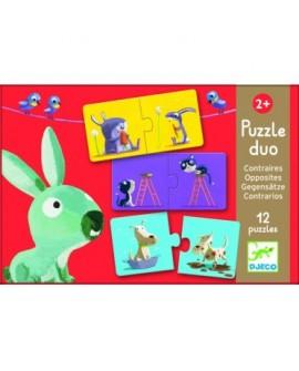 Puzzle duo contraire