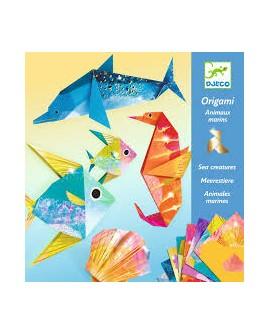 origami : Animaux marins