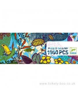 Land and sea -puzzle1000p