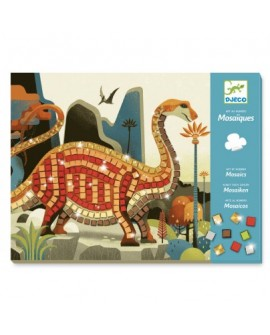 mosaiques : dinosaures