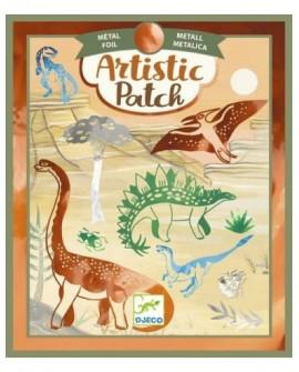Artistic Patch - Dinosaurus