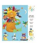 Stickers : Créer des animaux