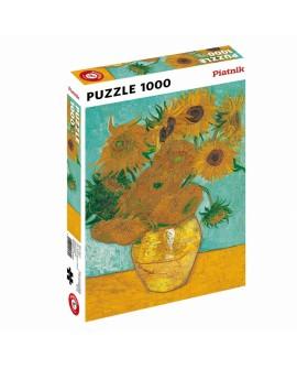 puzzle Van Gogh- les tournesols
