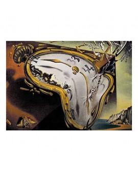 Salvador Dali - les montres molles-  1000Pcs