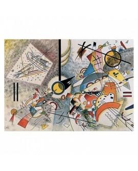 Wassily KANDINSKY - Ohne titel, 1923 1000Pcs