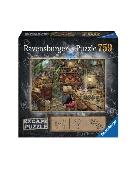Escape Puzzle - Cuisine de sorcière