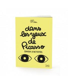 Dans les yeux de Picasso