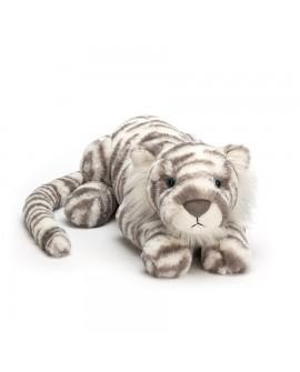 Sacha Snow Tiger Really Big