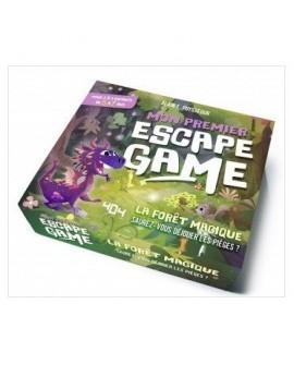 Mon 1er escape game : la foret magique
