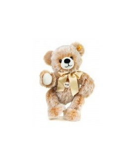 Ours teddy pantin Bobby brun chine