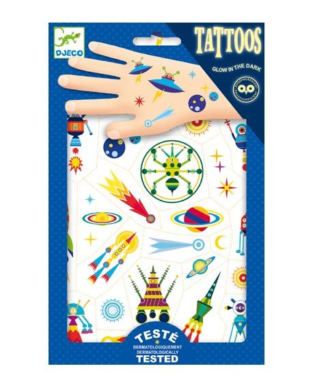 tatouages : Space oddity