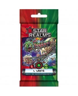 Star Realms - Deck de Commandement