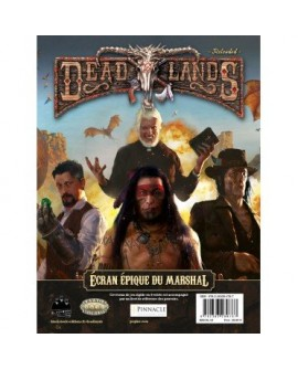 deadlands : ecran