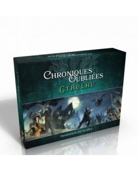 CHRONIQUES OUBLIÉES : kit initiation CTHULHU