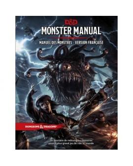 Dungeons & Dragons 5 : Manuel des Monstres