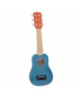 Guitare Dans la jungle Moulin Roty.
