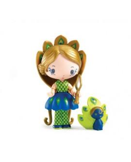 Figurines Paloma et Bôgo, Tinyly.