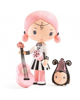 Figurines Sidonie et Zick, Tinyly.