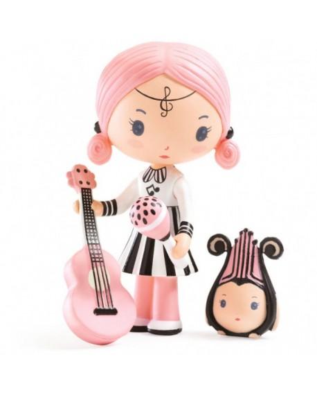 FigurinesSidonie et Zick, Tinyly.