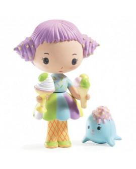 Figurines Tutti et Frutti, Tinyly.