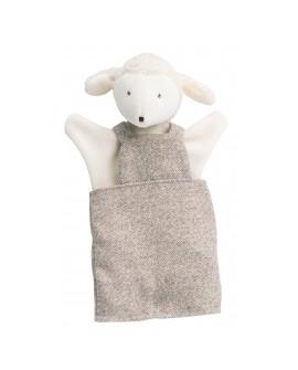 Marionnette Albert le mouton.