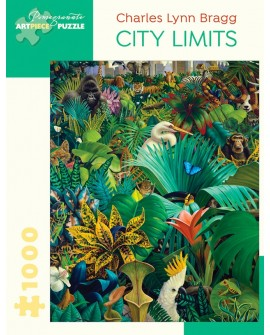 Puzzle City limits, Charles Lynn Bragg.