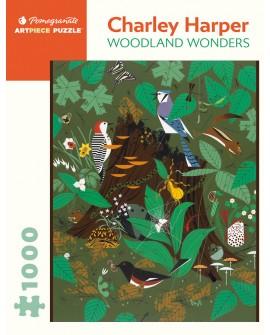 Puzzle Woodland wonders, Charley Harper.
