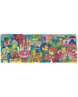magic india puzzle1000p