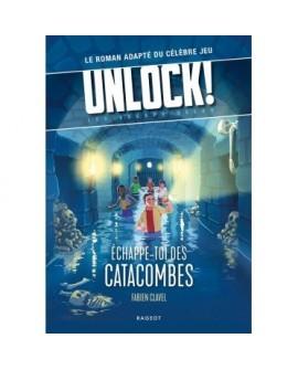 Unlock! Escape Geeks Échappe-toi des Catacombes