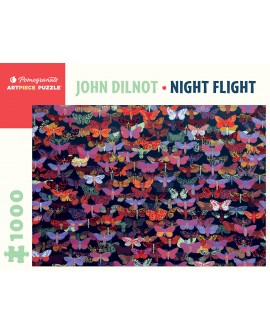 Puzzle 1000p John Dilnot - Night Fight