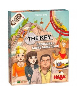 The Key : Sabotages à Lucky Lama Land