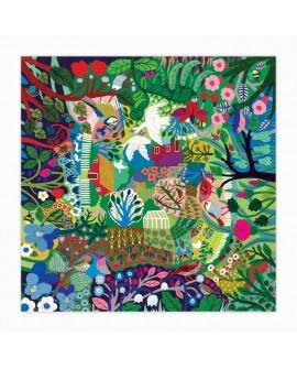puzzle bountiful garden