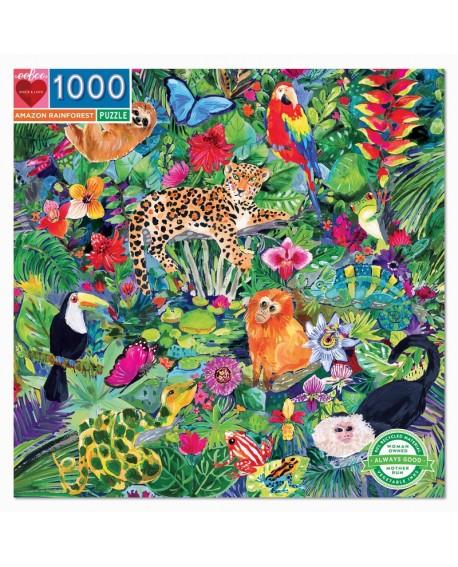 puzzle amazon rainforest
