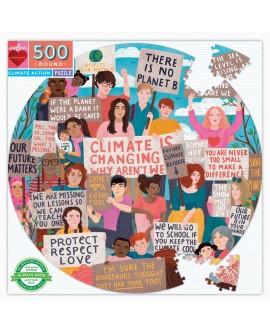 puzzle climate action
