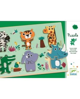 puzzle Coucou-croco