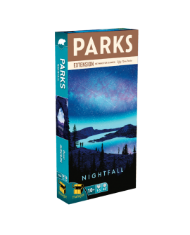 Parks nightfall