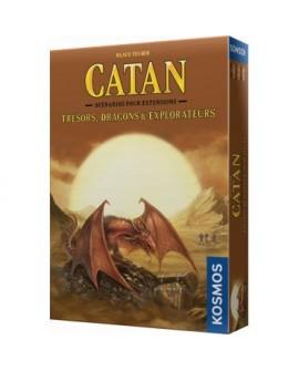 Catan : tresors, dragons et explorateurs (ext)