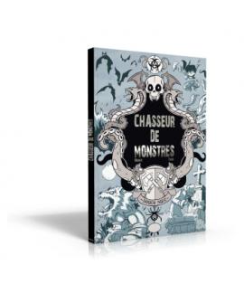 Chasseur de monstres- La BD dont vous êtes le héros (Livre 1)