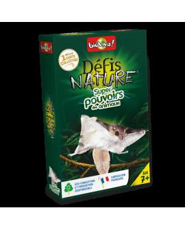 Défis Nature - Super pouvoir des animaux
