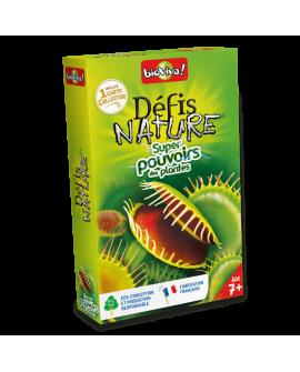 Défis Nature - Super pouvoir des plantes