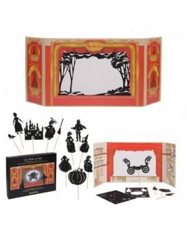 Theatre en carton et ses ombres